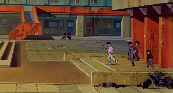 Akira slum