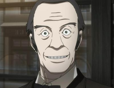 Psycho-Pass, Toyohisa Senguji