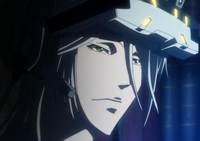 Psycho-Pass, Shougo Makishima