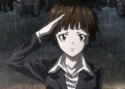 Psycho-Pass, Akane Tsunemori