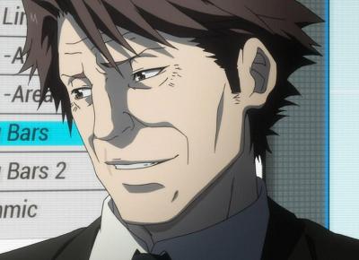 Psycho-Pass, Tomomi Masaoka