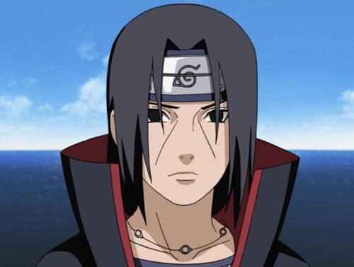 Naruto headbands Itachi Uchiha