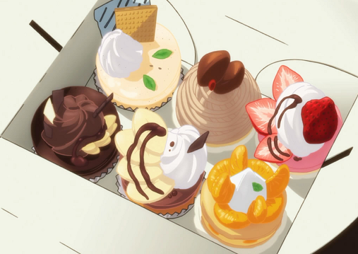 K-On! Desserts