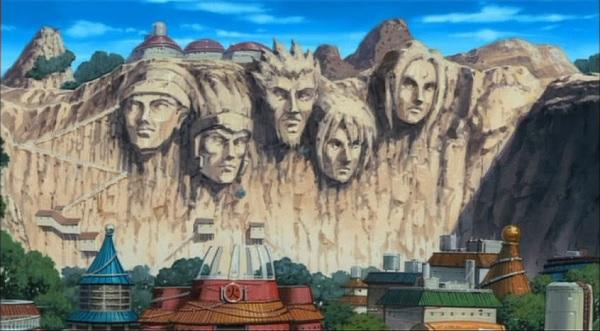 Naruto Konohagakure