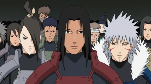 Naruto Senju Clan