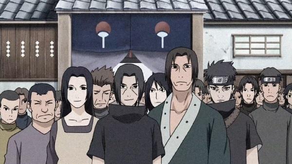 Naruto Uchiha Clan