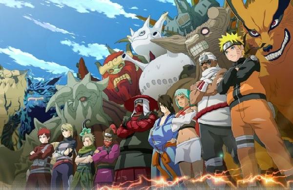 Naruto Jinchuuriki and Bijuu Collection Naruto Shippuden Jinchuuriki