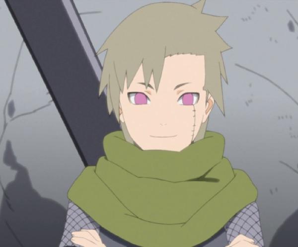 Naruto Jinchuuriki and Bijuu Collection Naruto Shippuden Yagura