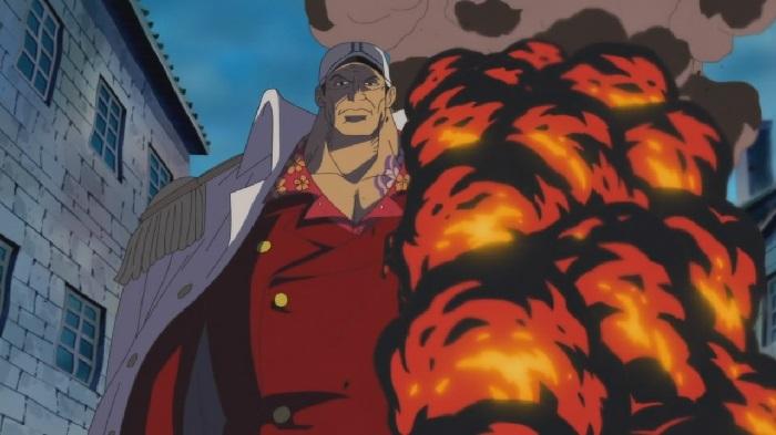 One Piece Sakazuki Akainu