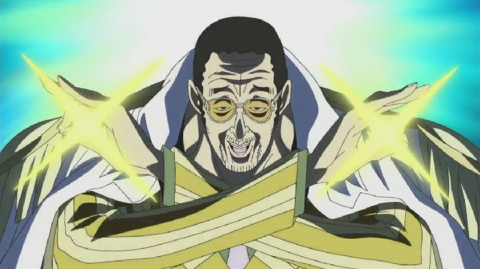 One Piece Borsalino Kizaru