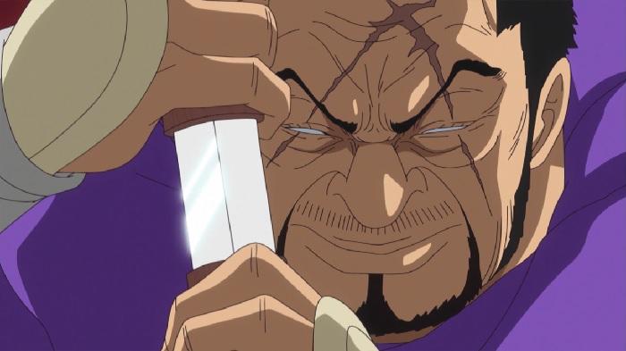 One Piece Issho Fujitora