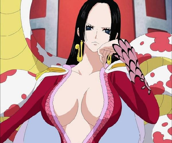 One Piece Hancock Boa
