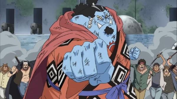 One Piece Jinbei