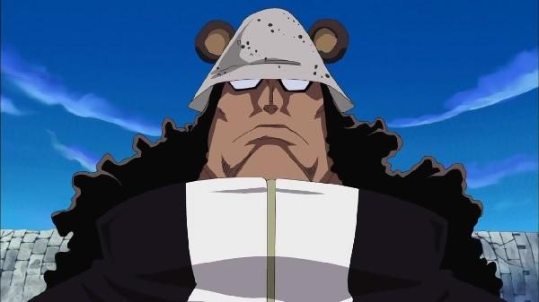 One Piece Kuma Bartholomew