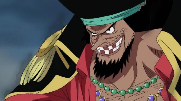 One Piece Teach D. Marshall