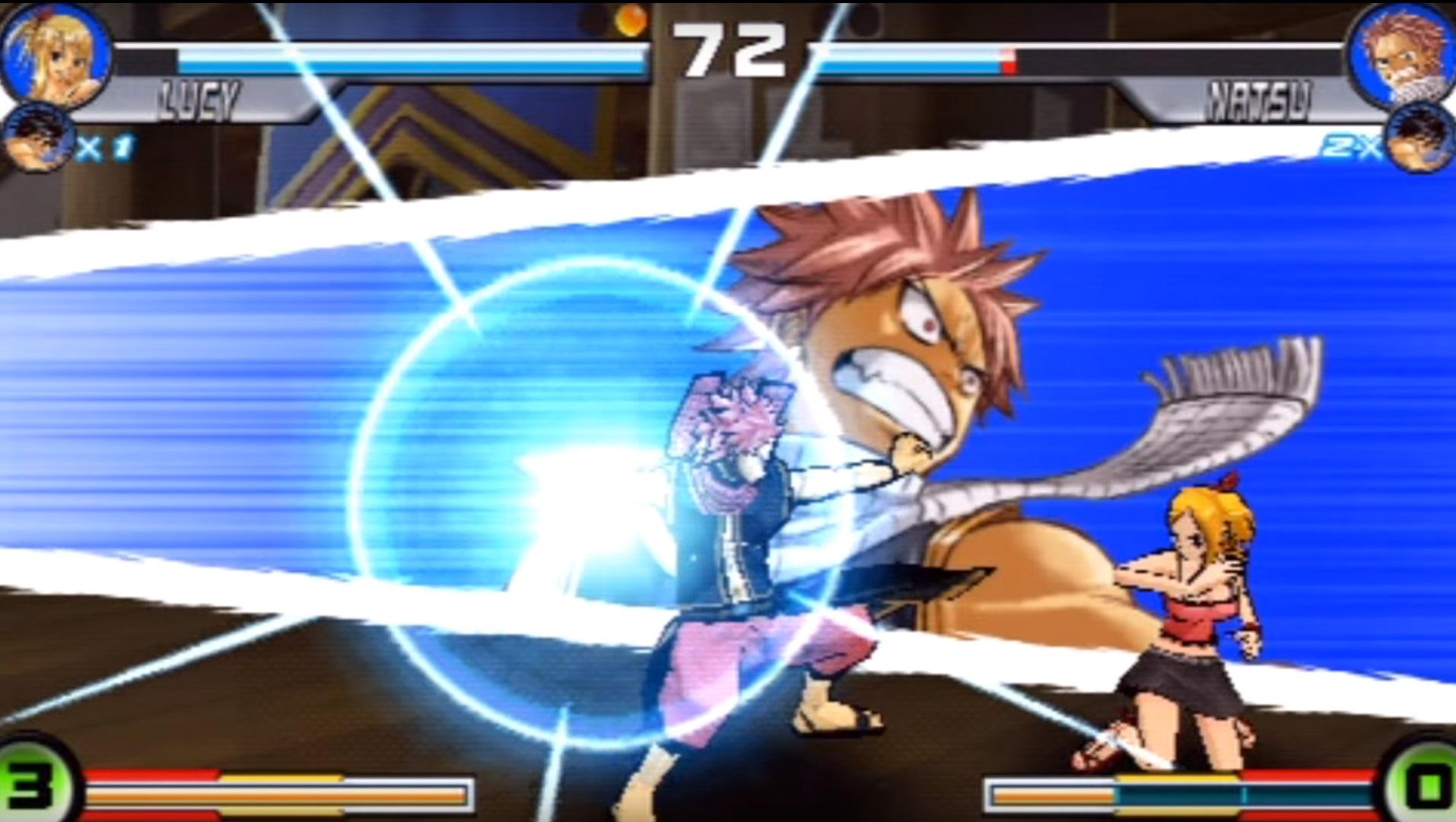 Fairy Tail Sunday vs Magazine: Shuuketsu! Choujou Daikessen