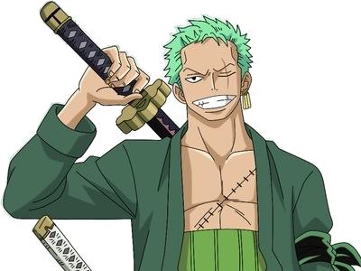 One Piece - Supernova- Roronoa Zoro