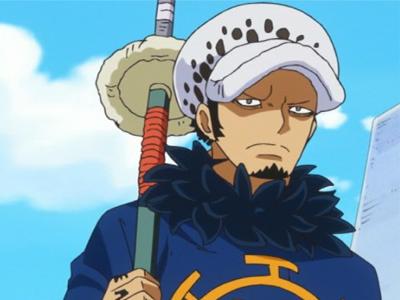 One Piece - Supernova- Trafalgar Law