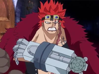 One Piece - Supernova- Eustass Kid