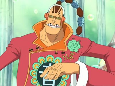 One Piece - Supernova- Scratchmen Apoo