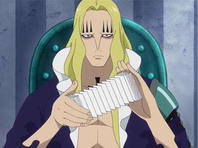 One Piece - Supernova- Basil Hawkins