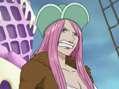 One Piece - Supernova- Jewelry Bonney
