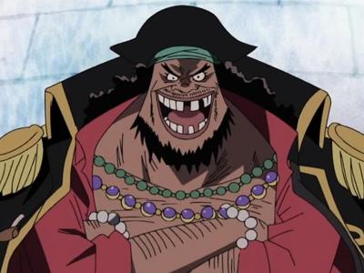 One Piece - Supernova- Marshall D. Teach