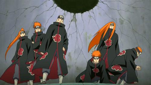 naruto rinnegan Naruto Shippuden Six Paths of Pain