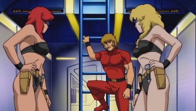 Hot Anime Cobra