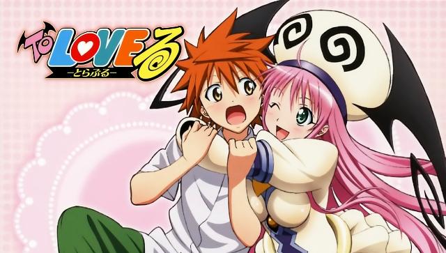 Hot Anime To Love Ru