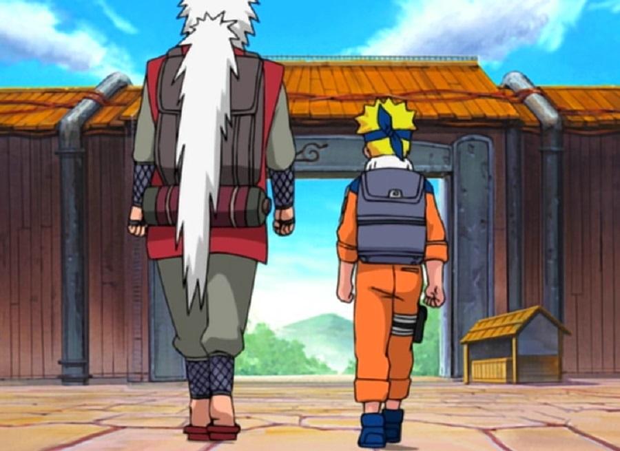 Naruto Jiraiya