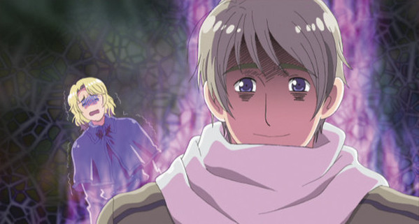 Hetalia Russia and France