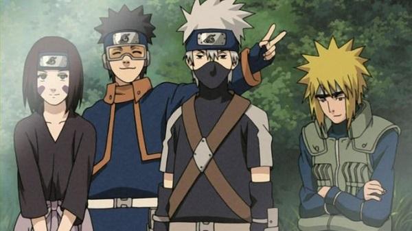 Naruto fifth gen