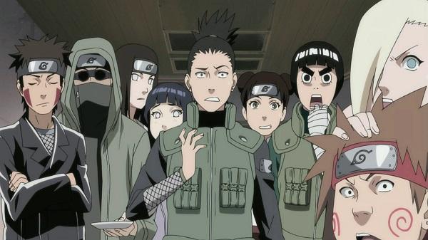 Naruto sixth gen