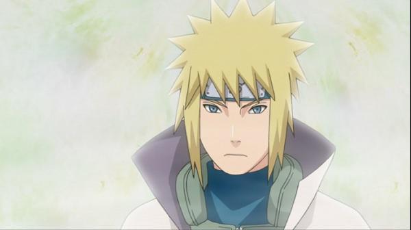 Naruto Minato