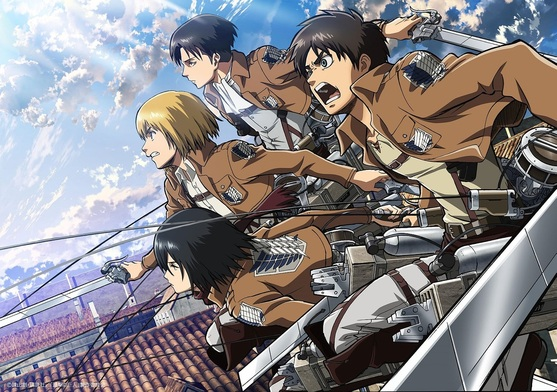 Attack on Titan Shingeki no Kyojin - Regiments
