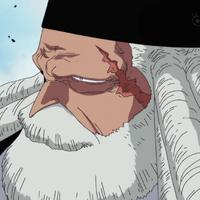 Elder Star With Black hat