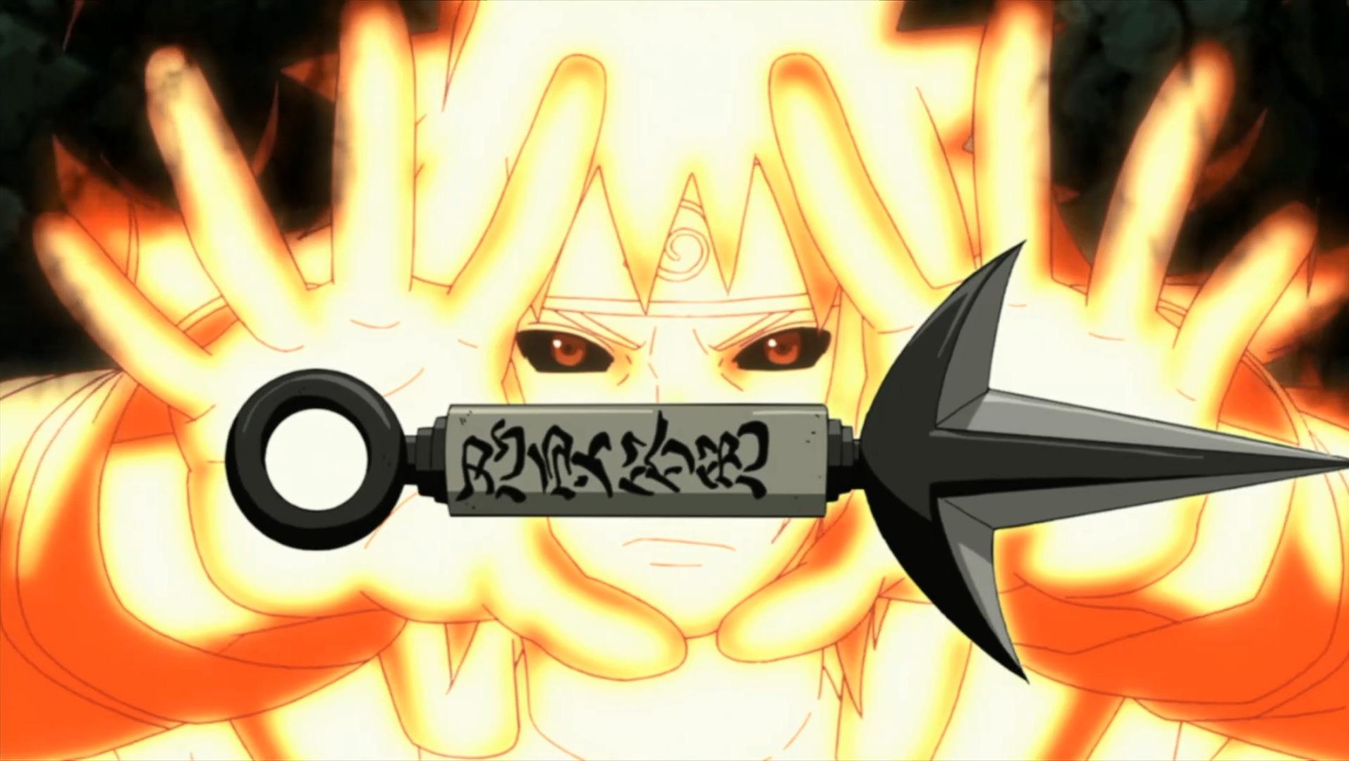 Naruto Kunai Knife Naruto vs Bleach