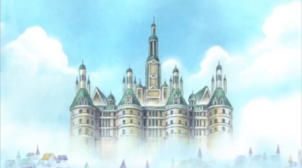One Piece world government