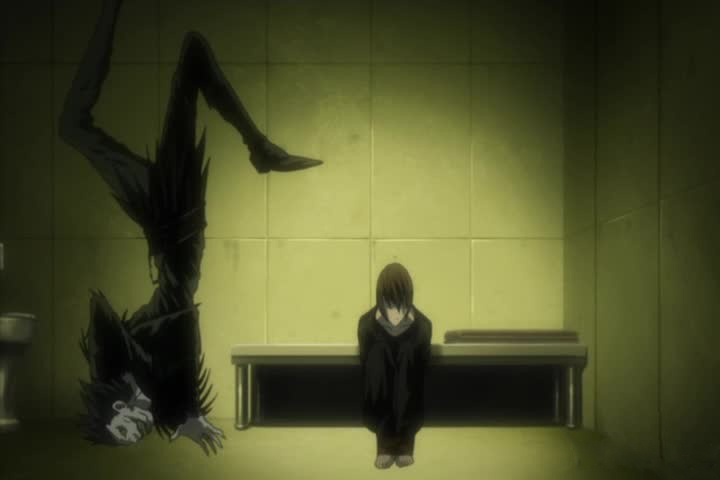 Death Note Light Yagami Ryuk