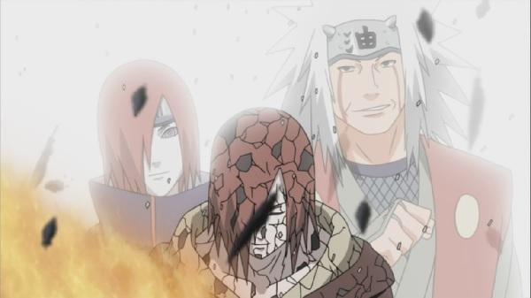Naruto Shippuden Nagato and Jiraiya