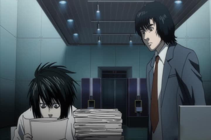 Death Note L Matsuda Touta