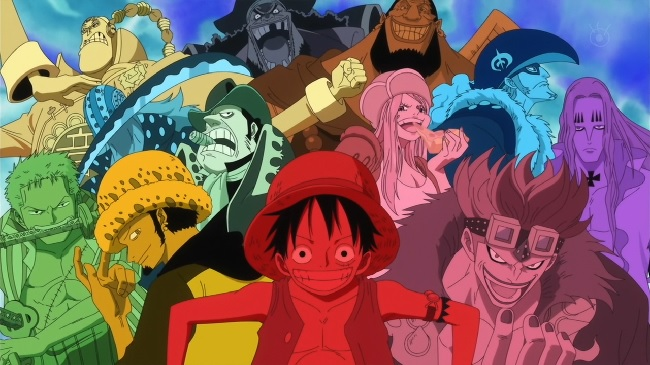 One Piece Supernovas