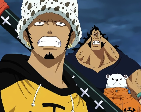 One Piece Heart Pirates