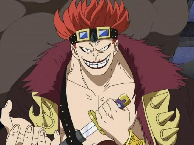 One Piece Eustass Kid