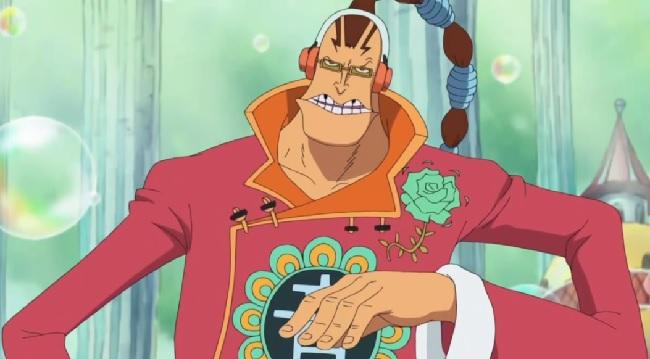 One Piece Apoo Scratchmen