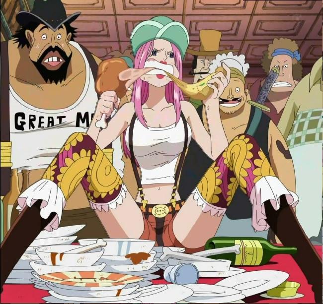 One Piece Bonney Pirates