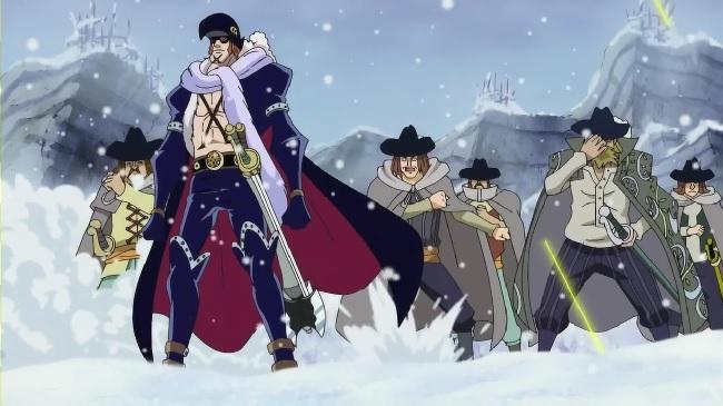 One Piece Drake Pirates
