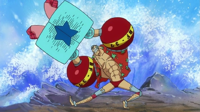 One Piece Franky