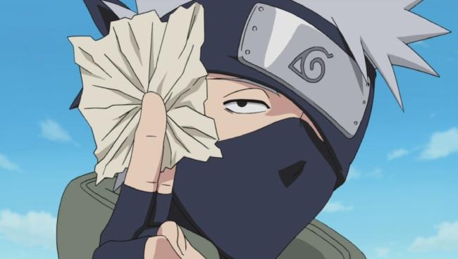 Naruto Shippuden Kakashi Hatake